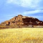 Ziggurat Chogha Zanbil